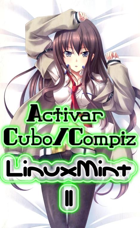 compiz cubo linux mint 11