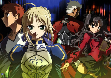 Fate/stay night vs Darker Than Black [Cual es Mejor?] [Mi Opinion] + [Mi Recomendacion Anime]