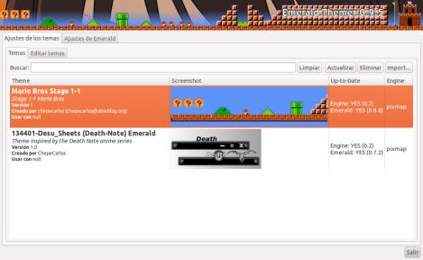 Emerald Ubuntu 11.10