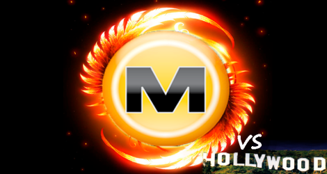Megaupload vs hollywodd