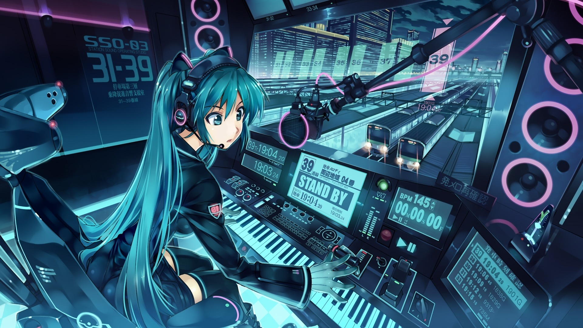 Anime wallpaper anime linux style in the world - Anime backdrop wallpaper ...