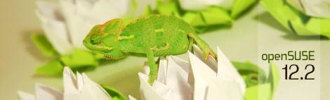 opensuse 12.2 mantis