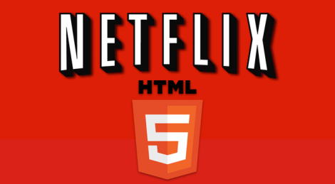 Netflix-HTML5