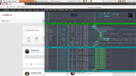 XUbuntu on XMir